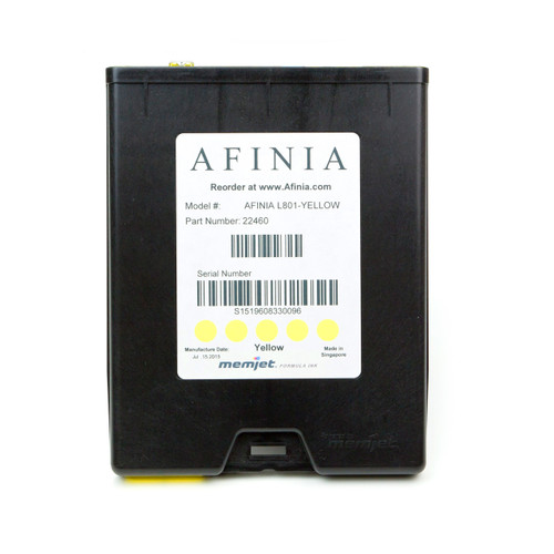Afinia L901/CP950 VersaPass G  Yellow Memjet Ink Cartridge