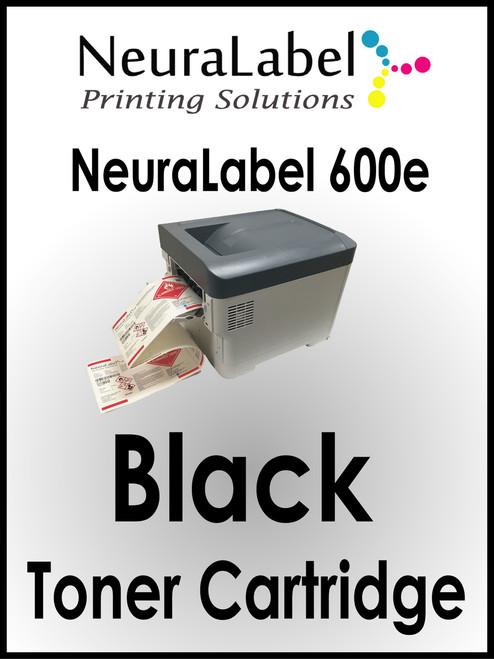 NeuraLabel 600e Black Toner Cartridge (11,000 pages @5%)