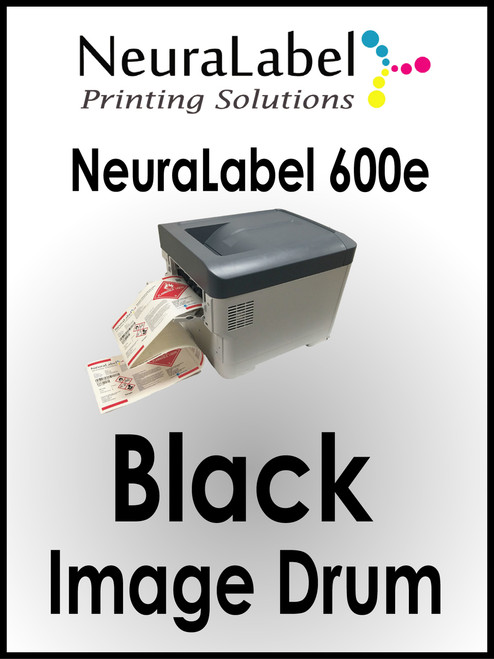 NeuraLabel 600e Black Image Drum