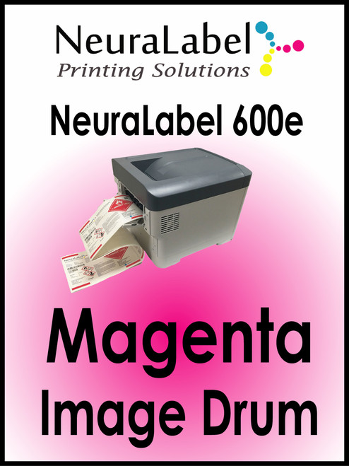 NeuraLabel 600e Magenta Image Drum