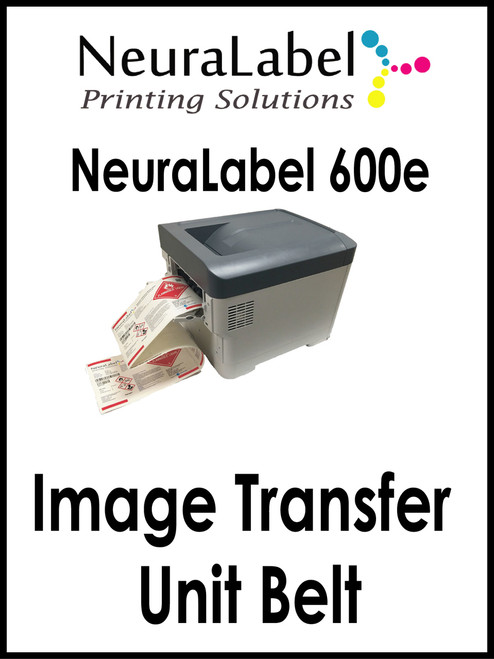 NeuraLabel 600e Image Transfer Unit Belt