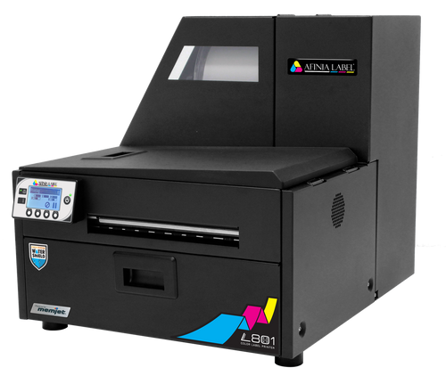 Afinia L801 Plus Color Label Printer with VersaPass N Inks by Memjet