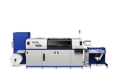 Epson SurePress L-4533AW Digital Label Press