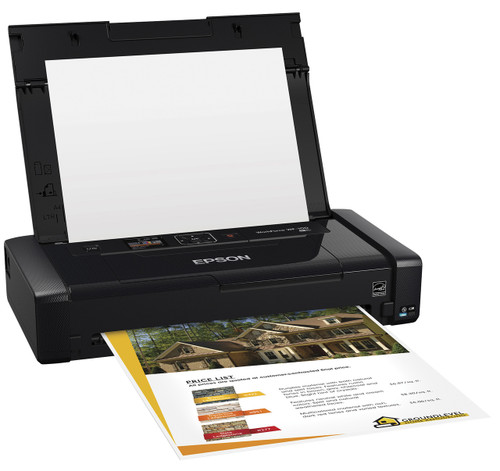 Epson WorkForce WF-100 Portable Printer (C11CE05201)