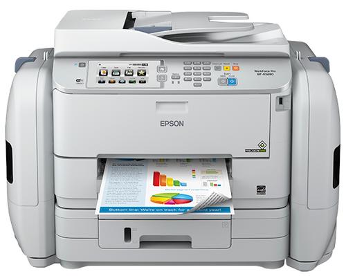 Epson WORKFORCE R5690 MultiFunction Printer (C11CE27201)