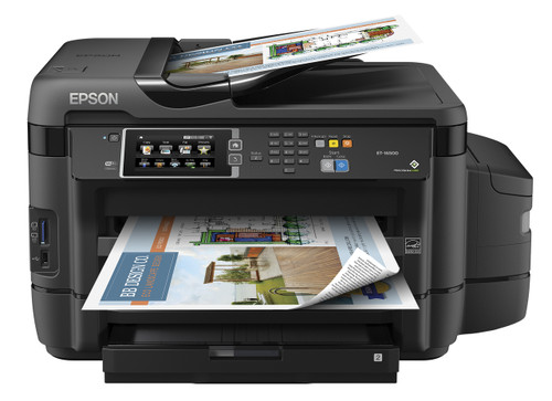 Epson WorkForce ET-16500 EcoTank Wide-format All-in-One Business Edition Printer