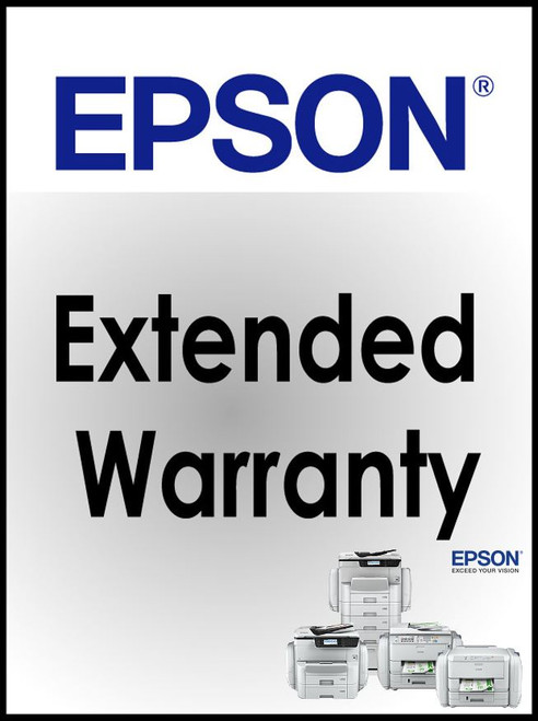 Epson WF-8xxx One Year Extended Service Plan for WF-8090/8590