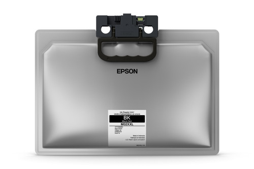 Epson M02XXL Extra High Capacity Black Inks for WF-M5299/M5799 (M02XXL120)
