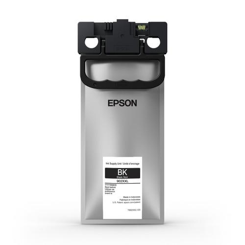 Epson WorkForce T902 Extra High Capacity Black Ink for WF-C5210/C5290/C5710/C5790 Printers