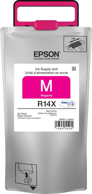 Epson R14X Magenta Ink Pack  Extra High Capacity - WORKFORCE R5190/R5690