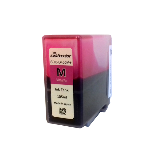 SwiftColor SCC-4000D Magenta+ Dye Ink Cartridge (SCC-D400M)