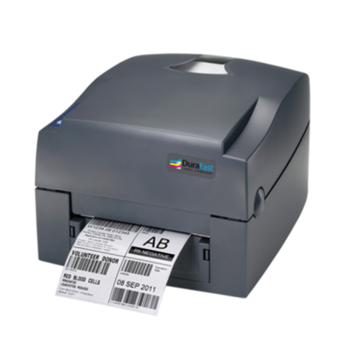 "Godex G500 4"" Thermal Transfer Barcode Printer, 203 dpi, 4 ips"