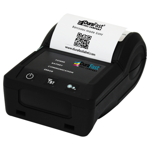 "Godex MX30i 3"" Direct Thermal Barcode Mobile Printer, 203 dpi, 4 ips"
