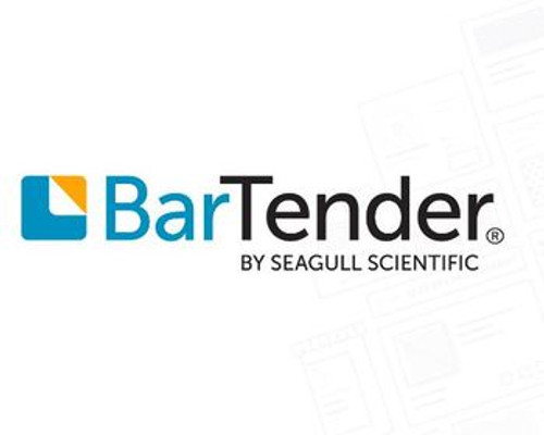BarTender Enterprise 2019 - Upgrade from Professional 2019 - Application License 2019 - Standard Maintenance and Support (Per Month)