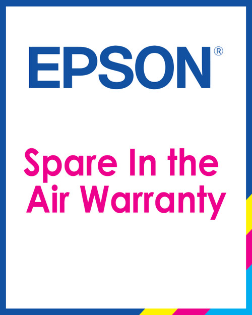 Epson GP-C831 Spare In the Air Warranty Upgrade (EPS-SITATMC-I)