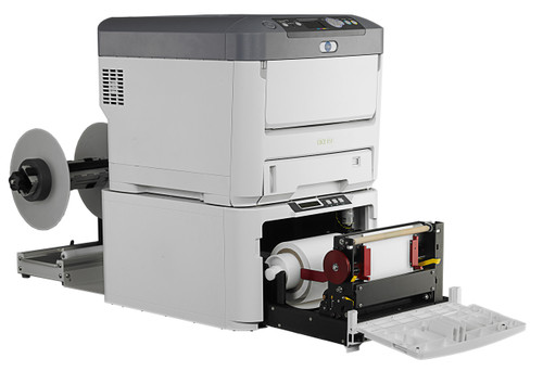 iSys Edge 850 color laser label press