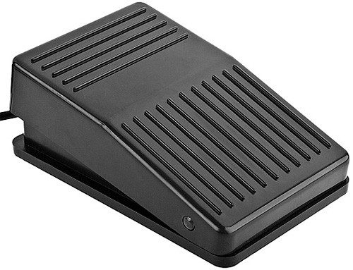 DPR Foot Pedal for DN01, DP02 or DP03 Label Dispenser