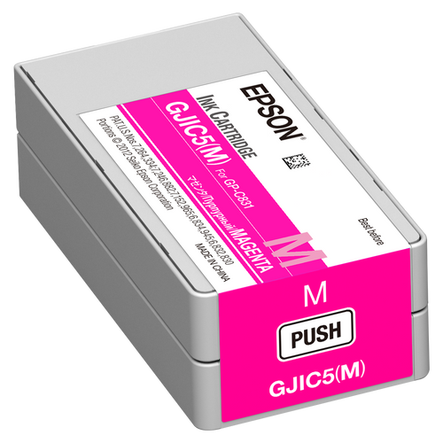 Epson GP-C831 Mangenta Ink Cartridge GJIC5