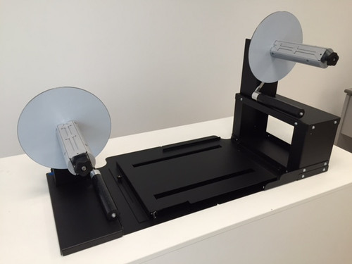 Unwinder & Rewinder system for NeuraLabel 300x - print roll to roll