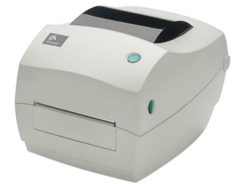 """Zebra GC420T 203 dpi Desktop Thermal Transfer Label Printer 4""""/USB/Dispenser (ZEB-GC420-100511-000)"""