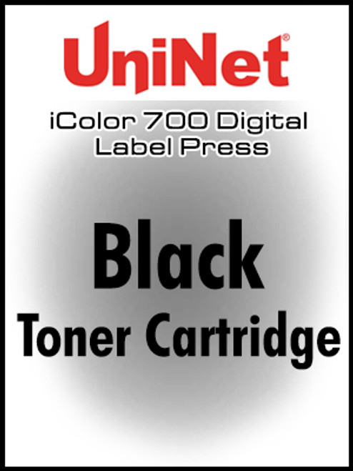 UniNet iColor 700 Black Toner Cartridge