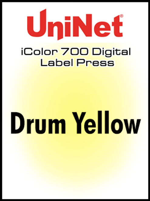 UniNet iColor 700 Yellow Drum