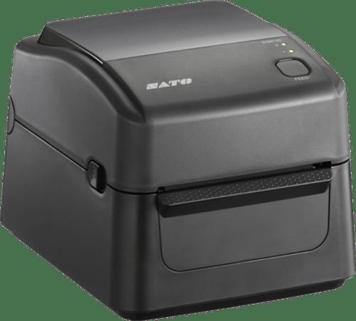 SATO WS408TT 203 dpi Thermal Transfer Label Printer w/ Cutter/WLAN