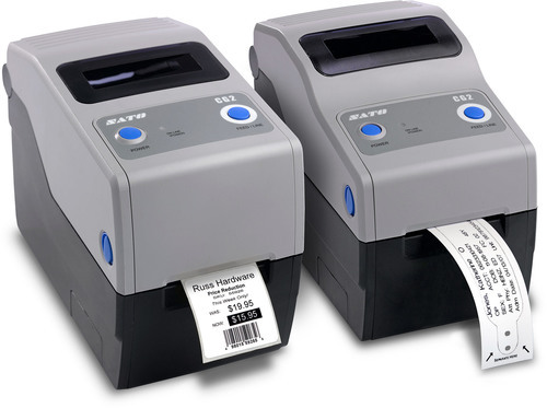 SATO CG212DT 305 dpi Direct Thermal Label Printer w/ USB/RS232C