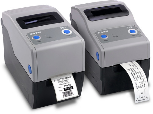 SATO CG212DT 305 dpi Direct Thermal Label Printer w/ USB/RS232C/Cutter