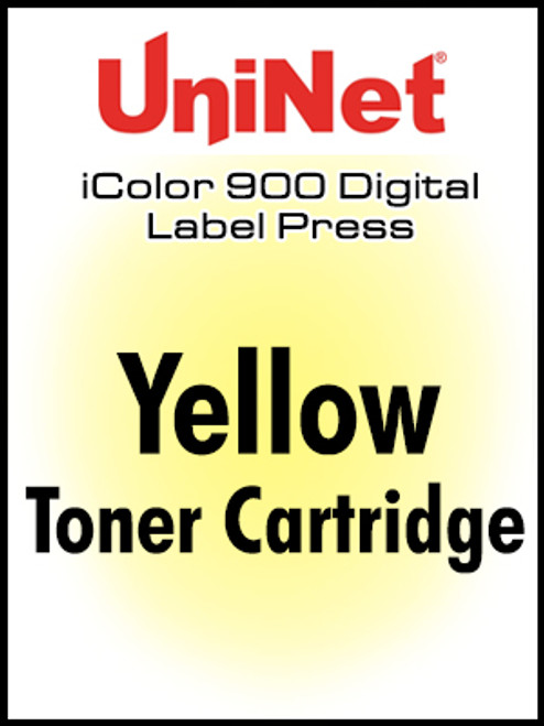 UniNet iColor 900 Yellow Toner Cartridge