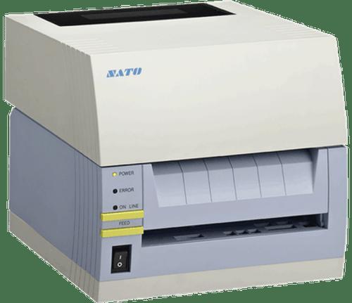 SATO CT412iDT 305 dpi Direct Thermal Label Printer w/ USB/LAN/Dispenser