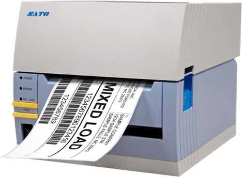 SATO CT412iTT 305 dpi Thermal Transfer Label Printer w/ USB/LAN/Cutter