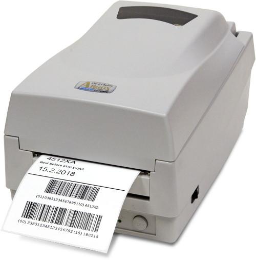 Argox OS-214plus TT 203 dpi Thermal Transfer Label Printer