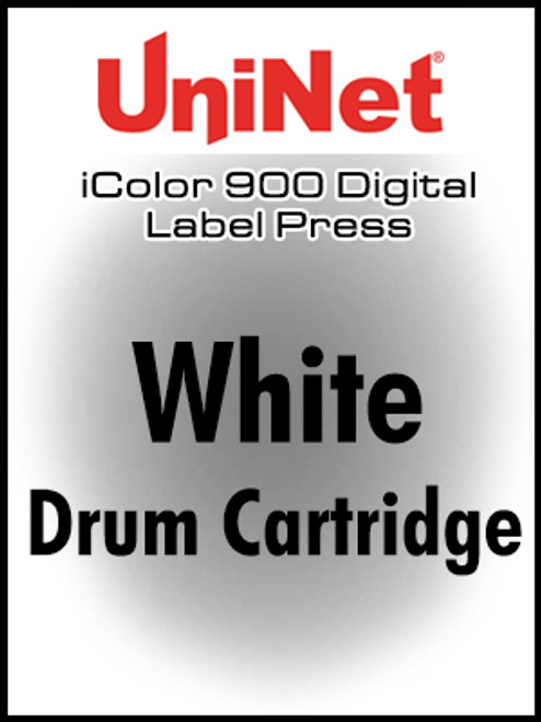 iColor 900 Digital Press Fluorescent White drum cartridge
