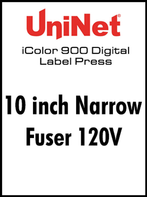 UniNet iColor 900 Fuser 120V - 10 inch Narrow