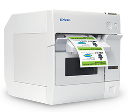 Shop for Epson TM-C3400 Label Printer