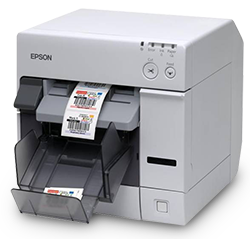 Buy Epson TM-C3400 Label Printer