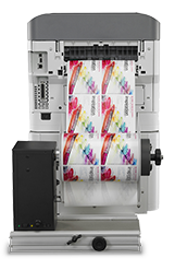 iSys Edge 850 Color Laser Label Press