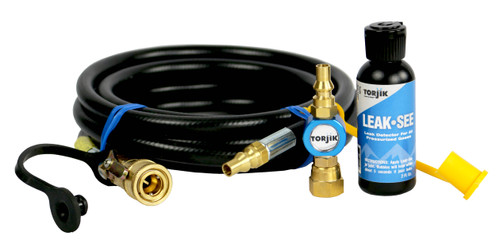CONVERTA•FB12 Firebowl RV Quick-Connect Kit