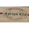 Adrian Klis Leather Goods