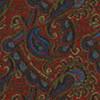 Men's Old Frontier Multi-colour Paisley Brocade Dress Vest