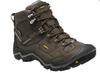 Men's Keen Durand Mid Waterproof Cascade Brown/Gargoyle Hiking Boot