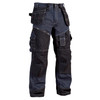 Blaklader x1600 Cordura Denim Work Pants