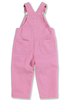 Children's Pink Carhartt Washed Duck Bib Overall