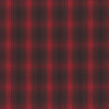 Men's Wrangler Red and Black Plaid Jean Shirt