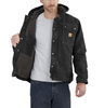 """We stock """"Frontier Brown"""". This image is to show the jacket features."""