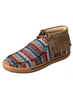 Women's Twisted X Driving Moccasins Casual Serape Fringe