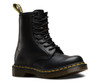 Dr. Marten Women's 1460 Smooth Black Leather Boot