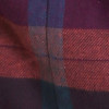 Women's Wrangler Purple and Teal Plaid Shirt