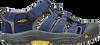 KEEN Children's Newport H2 Blue Depths/Gargoyle Sandal